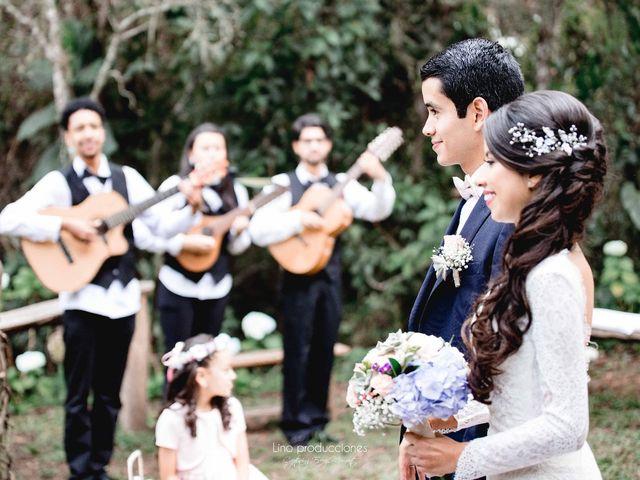 El matrimonio de Paula y Sebastián en Envigado, Antioquia 1