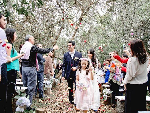 El matrimonio de Paula y Sebastián en Envigado, Antioquia 3