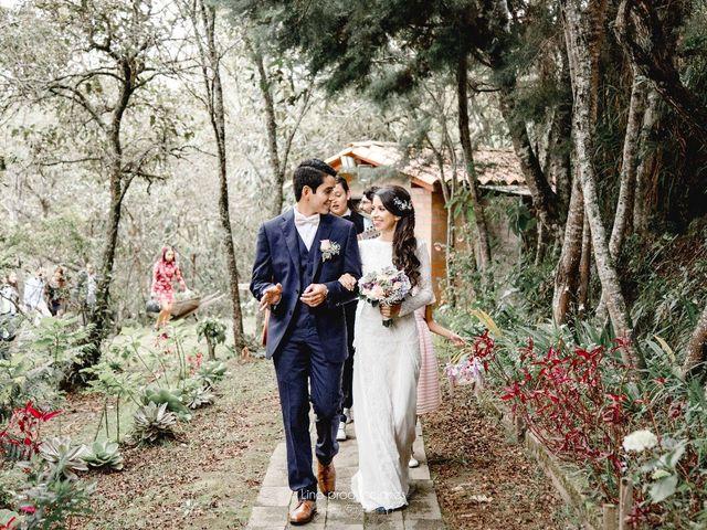 El matrimonio de Paula y Sebastián en Envigado, Antioquia 4