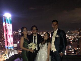 El matrimonio de Paola Andrea y Carlos Andrés 1