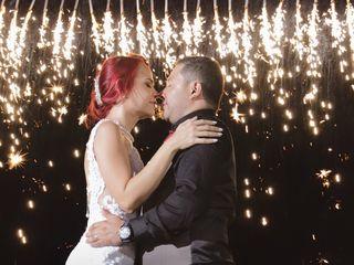 El matrimonio de Fabiola y Hugo