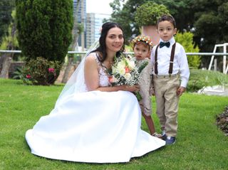El matrimonio de Neyari y Ricardo 3