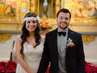 El matrimonio de Diana y Emilio