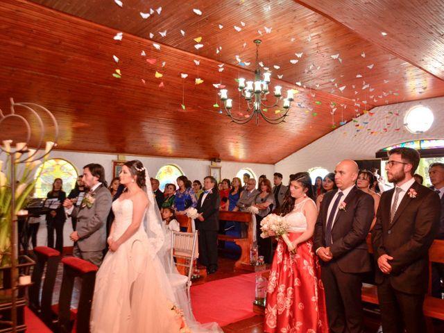 El matrimonio de Ivan y Lina en Bogotá, Bogotá DC 10