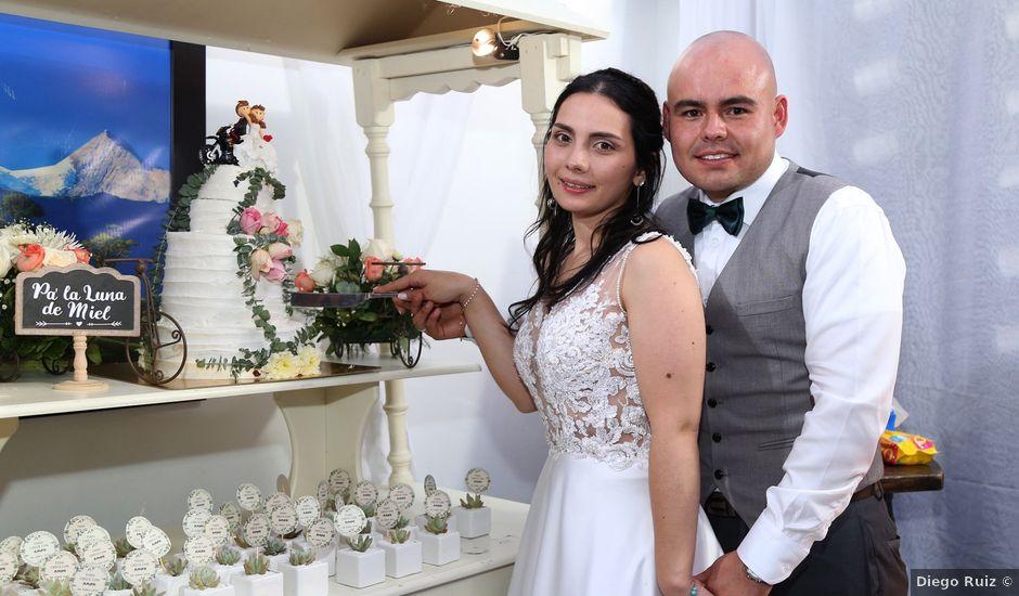 El matrimonio de Ricardo y Neyari en Bogotá, Bogotá DC