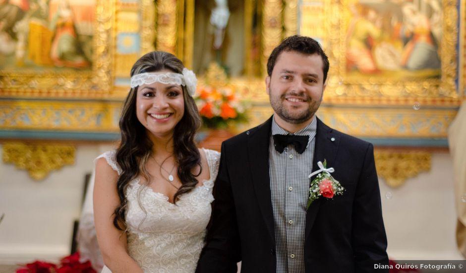 El matrimonio de Emilio y Diana en Medellín, Antioquia