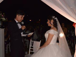 El matrimonio de Laura Margareth y Felipe 2