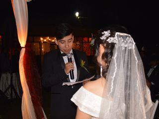 El matrimonio de Laura Margareth y Felipe 3