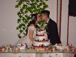 El matrimonio de Laura Margareth y Felipe