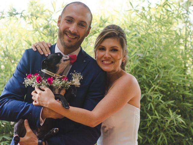 El matrimonio de Maria Margarita y Camilo