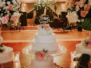 El matrimonio de Sergio  y Yessica  2
