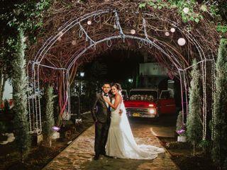 El matrimonio de Sergio  y Yessica