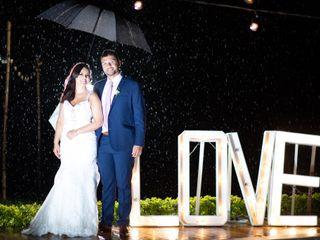 El matrimonio de Diana  y Cristian