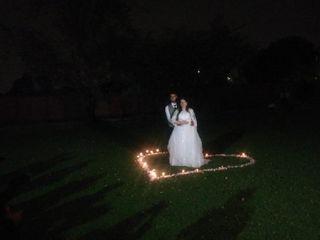 El matrimonio de Ana Lucía y Camilo