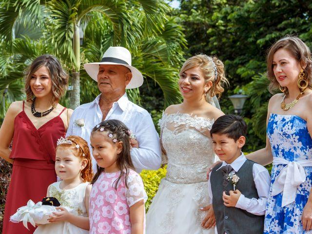 El matrimonio de Erik y Estefania en Ibagué, Tolima 45