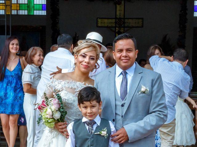 El matrimonio de Erik y Estefania en Ibagué, Tolima 56
