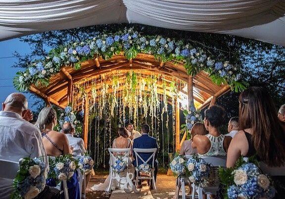 El matrimonio de Cristian  y Diana  en Cali, Valle del Cauca 1