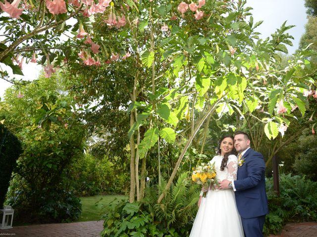 El matrimonio de Juan y Daniela en Bogotá, Bogotá DC 11