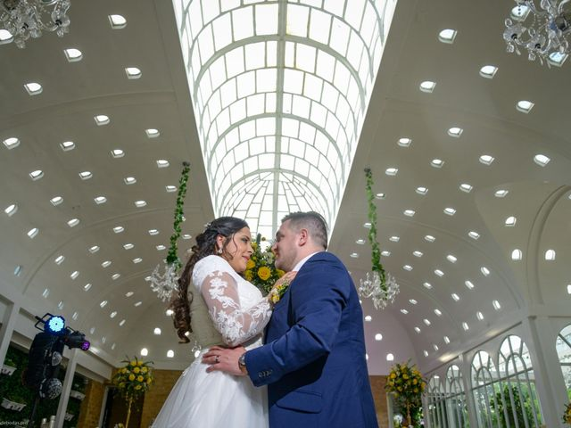 El matrimonio de Juan y Daniela en Bogotá, Bogotá DC 12