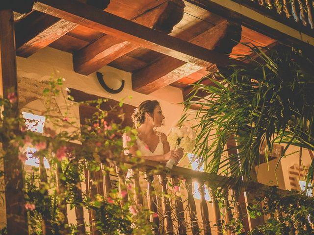 El matrimonio de Fabio y Johanna en Cartagena, Bolívar 10