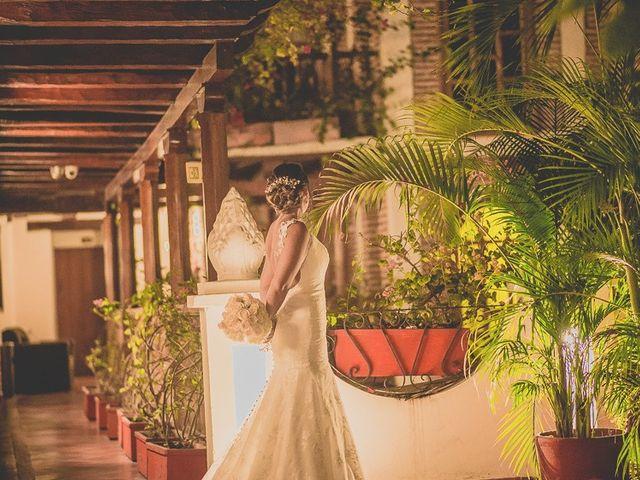 El matrimonio de Fabio y Johanna en Cartagena, Bolívar 14
