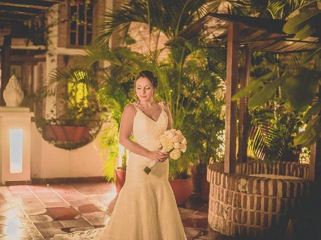 El matrimonio de Fabio y Johanna en Cartagena, Bolívar 15