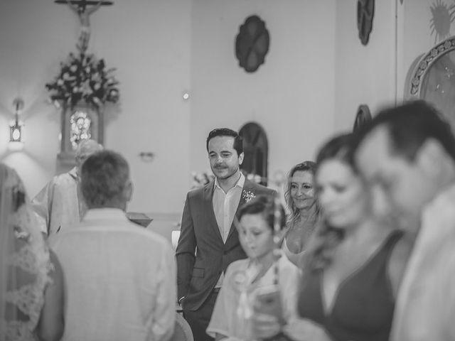 El matrimonio de Fabio y Johanna en Cartagena, Bolívar 19