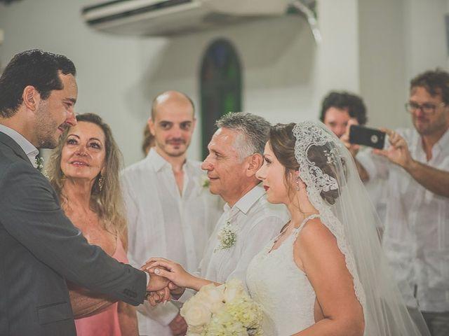 El matrimonio de Fabio y Johanna en Cartagena, Bolívar 20