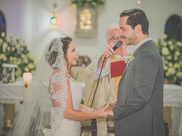 El matrimonio de Fabio y Johanna en Cartagena, Bolívar 21