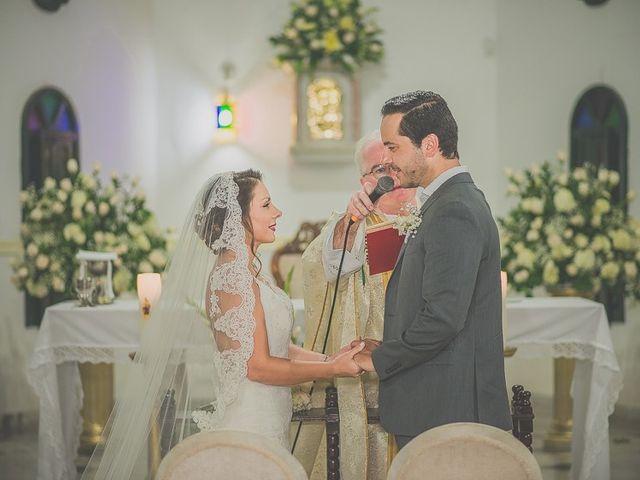 El matrimonio de Fabio y Johanna en Cartagena, Bolívar 22