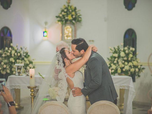 El matrimonio de Fabio y Johanna en Cartagena, Bolívar 23