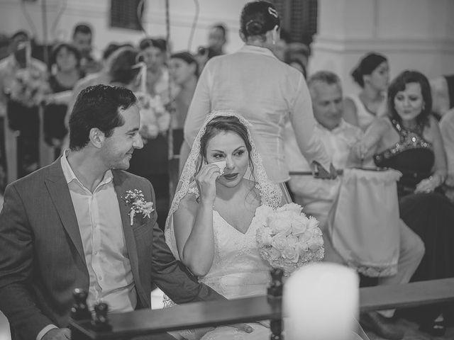 El matrimonio de Fabio y Johanna en Cartagena, Bolívar 24