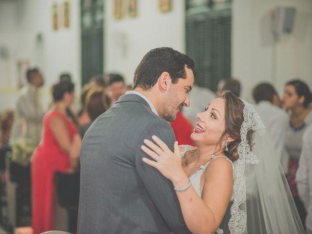 El matrimonio de Fabio y Johanna en Cartagena, Bolívar 1