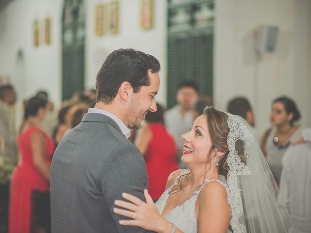 El matrimonio de Fabio y Johanna en Cartagena, Bolívar 25