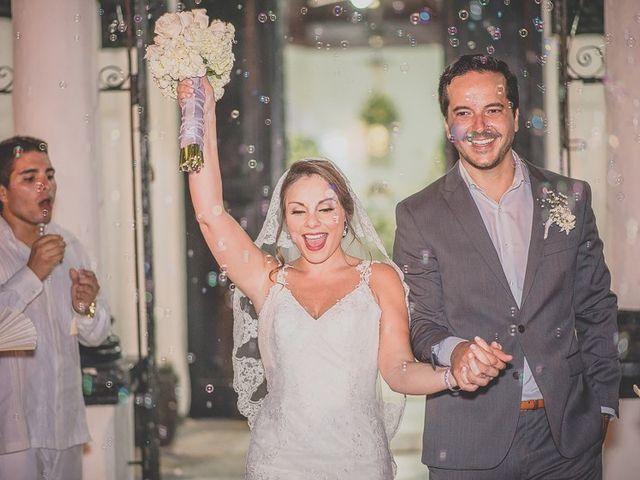 El matrimonio de Fabio y Johanna en Cartagena, Bolívar 28