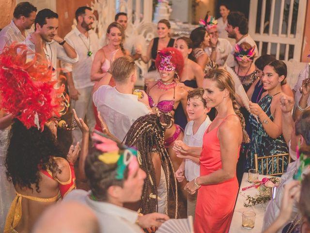 El matrimonio de Fabio y Johanna en Cartagena, Bolívar 41
