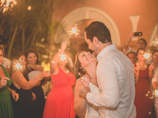 El matrimonio de Johanna y Fabio