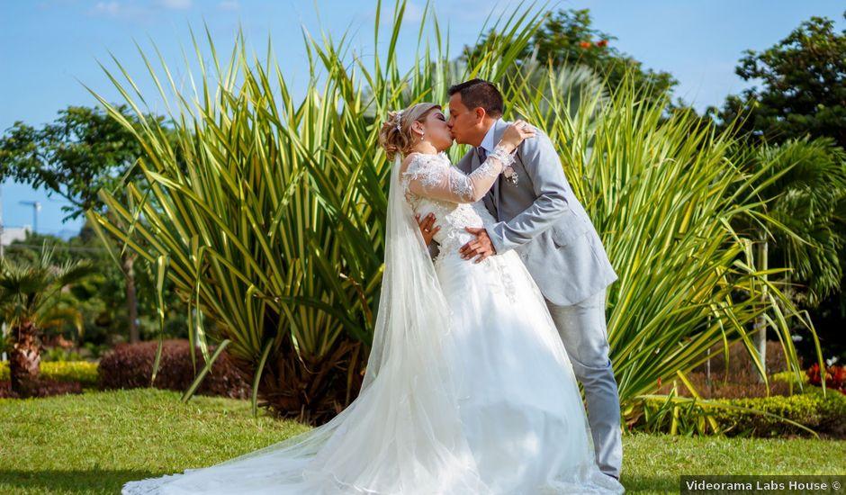 El matrimonio de Erik y Estefania en Ibagué, Tolima