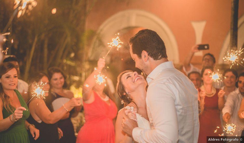 El matrimonio de Fabio y Johanna en Cartagena, Bolívar