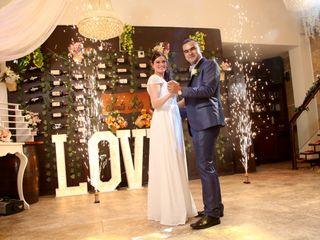 El matrimonio de Carlos y Carolina