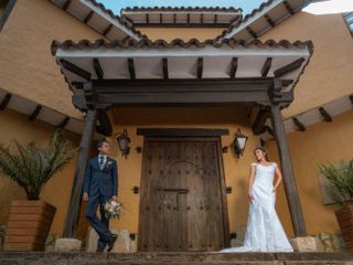 El matrimonio de Natalia  y Julián