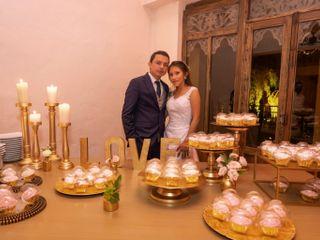 El matrimonio de Natalia  y Julián  3