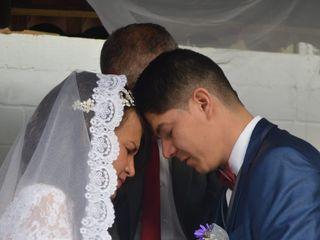 El matrimonio de Ednna  y Heder  1