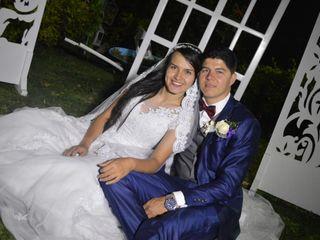 El matrimonio de Ednna  y Heder
