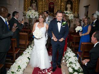 El matrimonio de Gloria y Julian