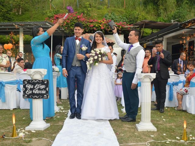 El matrimonio de Heder  y Ednna  en Ibagué, Tolima 9