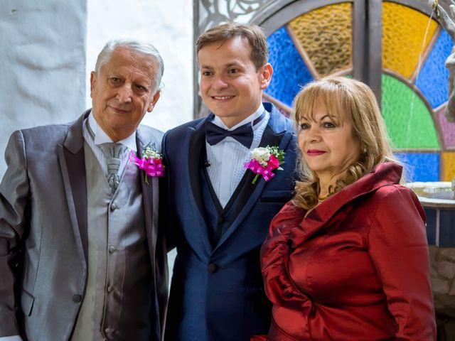 El matrimonio de Andrés y Diana en Bogotá, Bogotá DC 19