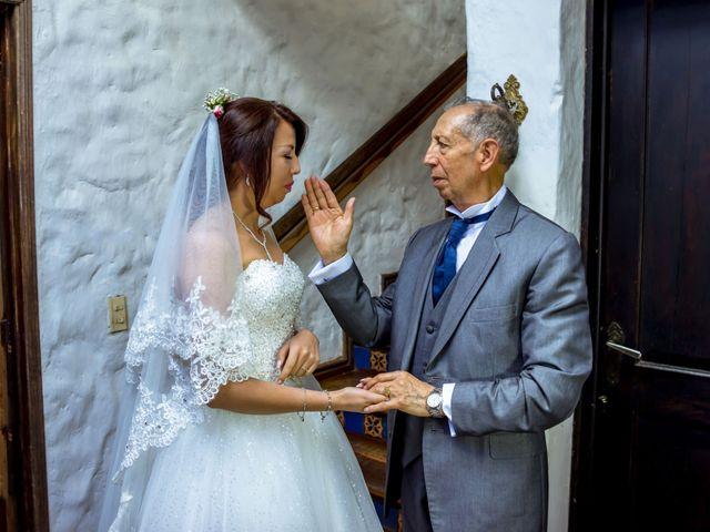 El matrimonio de Andrés y Diana en Bogotá, Bogotá DC 20
