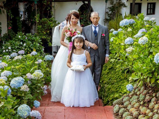 El matrimonio de Andrés y Diana en Bogotá, Bogotá DC 22