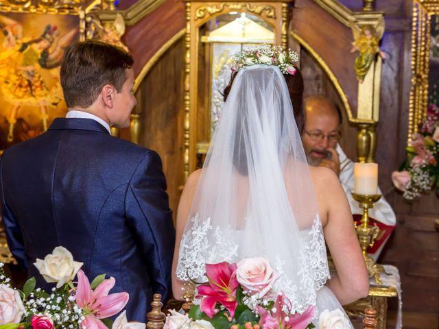 El matrimonio de Andrés y Diana en Bogotá, Bogotá DC 26